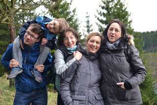 Ausflug Lebensgemeinschaft 2014