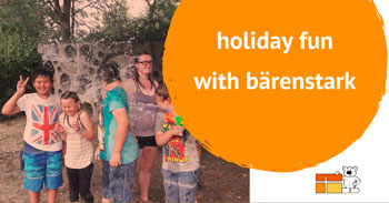 holiday programme with bärenstark