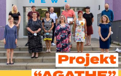 "ANDERS-News- ""Agathe"" gestartet"